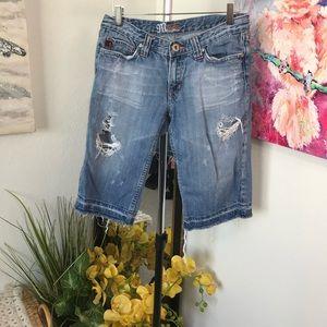 Miss Me Jeans Capris Size 29